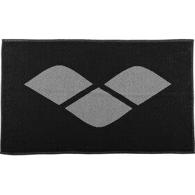 arena Hiccup Towel black-grey